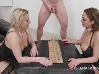 Monsters of Milf goes Wet with Julia North and Brittany Bardot #2, Balls Deep Anal, DAP, Anal Fisting, ATOGM, Buttrose GIO1769