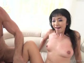 EvilAngel presents Marica Hase in 3-Hole Asian Maricas Squirting Fuck