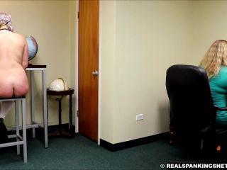 Stella's Naked Punishment