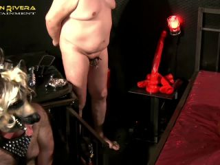 Porn online Carmen Rivera, Lady Sahara - Hart am Start femdom