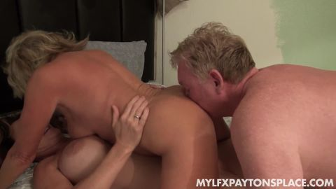 Deauxma, Payton Hall - An Experienced Threesome [FullHD 1080P]