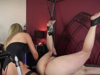 TheEnglishMansion: Mistress Courtney - Tethered Toy - Part 4, primal fetish free on fetish porn