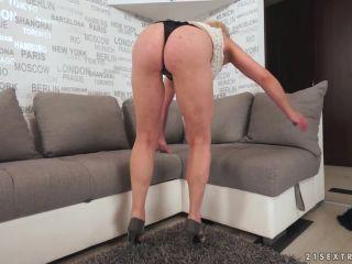Sexy mom Ilona bbc casting