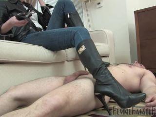Dirty Doormat Slave - Super HD