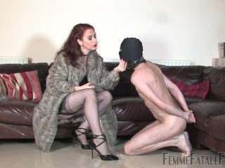 Smoking Lady – Femme Fatale Films – Cigar Ash & Spit – Complete Film – Mistress Lady Renee