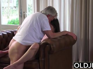 Old and Young Porn - Cindy Shine **