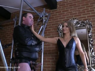 Mistress Courtney – Red, Rosey Cheeks (1080 HD) – Face Slapping