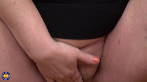 Helena - When you love curvy mature ladies, Helena is for you! (1080p)