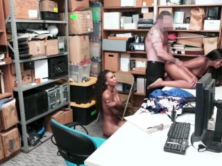 Shoplyfter presents Lala Ivey, Demi Sutra in Case No. 5004280 —