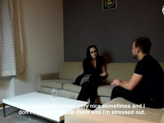 Porn online [Femdom 2019] Czech Soles – Made to worship her feet – part 1 [Pantyhose, Nylons, Laura, Foot Massage, Foot Fetish, Czech Soles, k2s.cc, femdom online] femdom