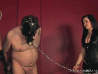 Slave – TheEnglishmansion – Gloryhole Dogboy Starring Miss Annalieza & Princess Neive