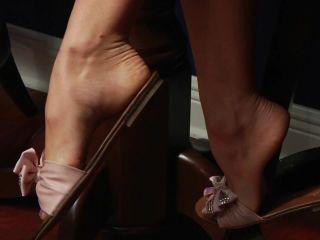 Online tube I WANT FEET - Kayla Jane's Flat Sandals Flappin' & Slappin' - Footworship