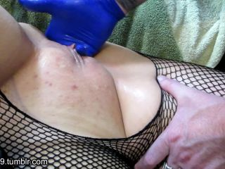 SlaveBC – Fist squirt fuck by Daddy