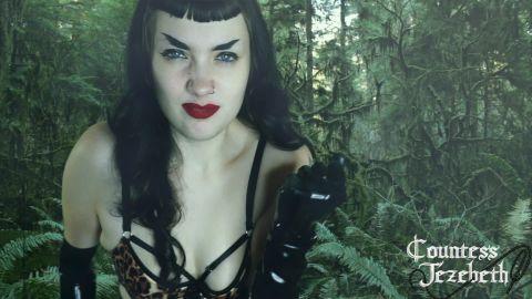 Countess Jezebeth starring in video (Apex Predator) [FullHD 1080P]