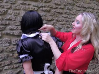 The English Mansion – Bound Maid Sharon, Miss Eve Harper – A Maid's Tale Pt 2 – Complete Movie