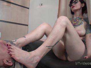 Online Fetish video Bffvideos - Worship Milena Delicious Soles Pt.2