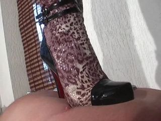 Anita mistress divine - High Heels Capsules (Full Video)