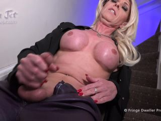 Online Tube JoannaJet presents Joanna Jet in Me and You 310 Casual Leather - shemales