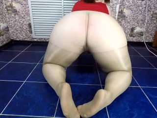 Dirty Poo in Pantyhose [FullHD 1080P] - Screenshot 6