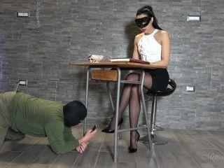 Masturbation – MISTRESS GAIA – SNEAKY PERV