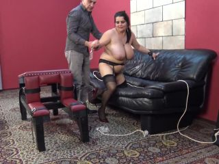 TuttiFrutti presents Deborah Diamond in Big Tits Deborah BACK to porn!