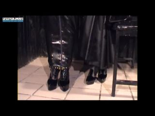 Mistress Sandra and Rubber Toy - Rubber Toy Part 3