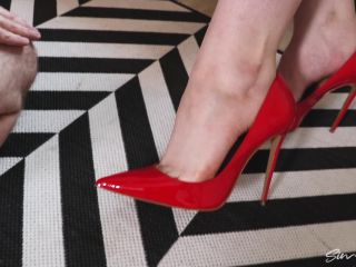 Sin Sisters – Goddess Healah Sin, Mistress Black Nymphetamin – These Feet Are Made For Worshipping (1080 HD)
