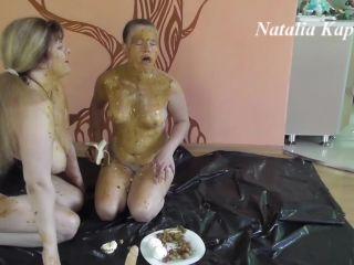 Smelly shitty breakfast for my toilet slut [FullHD 1080P] - Screenshot 4