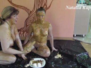 Smelly shitty breakfast for my toilet slut [FullHD 1080P] - Screenshot 6