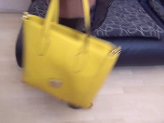 Human Furniture – FOXY FOOT BRATS – Lady Alice – Worship My High Boots – Face And Body As A Stool For My High Boots