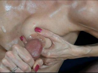 Hot Milkmaids Milking cock