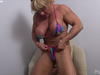 WildKat - She's Playing With Her Big Clit. And Has A Suggestion For You.
