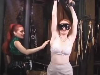 Submission In Latex, Scene 1 , femdom hotwife on fetish porn