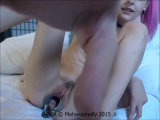 mohawk molly speculum and big toys