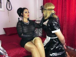 Mistress Ezada Sinn: Sissy Maid To Be Cuckolded | ezada | fetish porn dick fetish