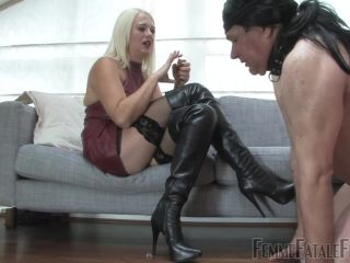 Degradation – FemmeFataleFilms – Forbidden Gifts – Part 3 – Mistress Heather