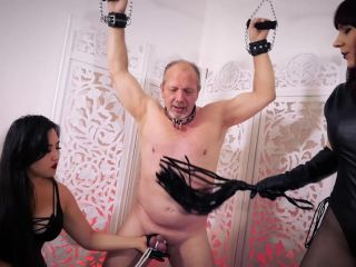 [Manyvids] Stella Liberty - Double CBT with Andrea Untamed Jazmin Wu