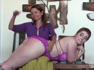 Good Spanking – MP4/Full HD – CHELSEA PFEIFFER,GINGER SPARKS – SHE WANTS A SPANKING – PART ONE | DEC. 18, 18