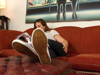 Soles fetish – Jenny Badeau set 1