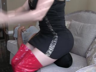 Ass Smother – Club Stiletto FemDom – Big Booty Beatdown – Mistress Irene