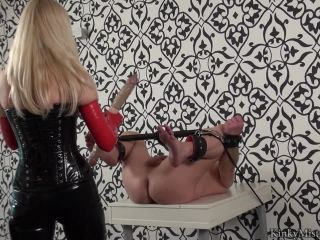 Ass Fucking – Kinky Mistresses – Double Anal Dildo – Complete Film Starring Mistress Lilse