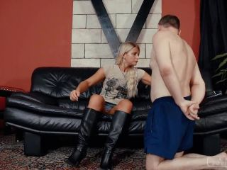 Spit Fetish – CRUEL PUNISHMENTS – SEVERE FEMDOM – Bring some water – Mistress Zita