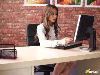 natalia forrest wank at work full hd