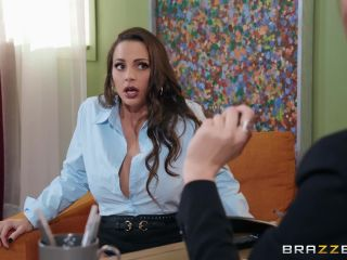 – BigTitsAtWork presents Abigail Mac in Testing Her Concentration 3