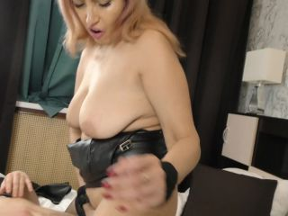 blonde fuck bed Olga C (57) - This young guy loves to play chess, mature Olga knows a better game , mature on toys