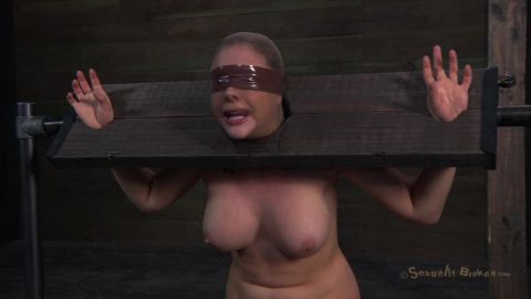 Chanel Preston, Matt Williams - Chanel Preston ORGASMED Beyond The Capacity For Rational Thought. Trapped On A SYBIAN, Skull Fucked (720p)