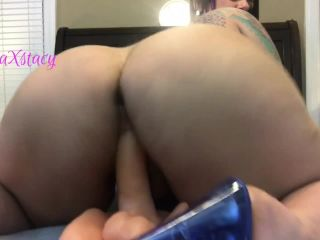 ErikaXstacy - BBW ASS AND PUSSY WORKOUT