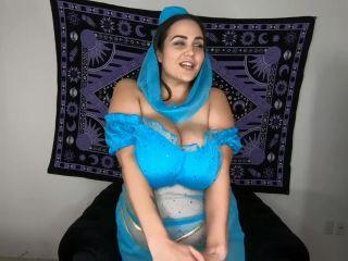 Athena Blaze – Magicial Genie Gives You 3 Wishes