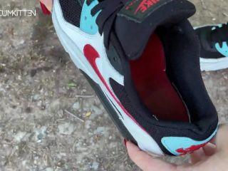 Sexy Sneaker Piss - Nasser Pisswalk [FullHD 1080P] - Screenshot 6