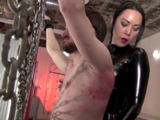 Control – Asian Cruelty – HER PERSONAL SCRATCHING POST – Goddess Lydia Supremacy